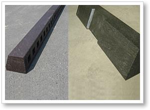 鋼板コイル敷台