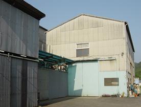 友晃産業株式会社第2工場外観